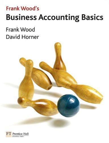 9780273725008: Business Accounting Basics
