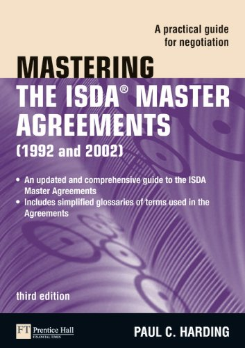 9780273725206: Mastering the ISDA Master Agreements (1992 and 2002): A Practical Guide for Negotiation