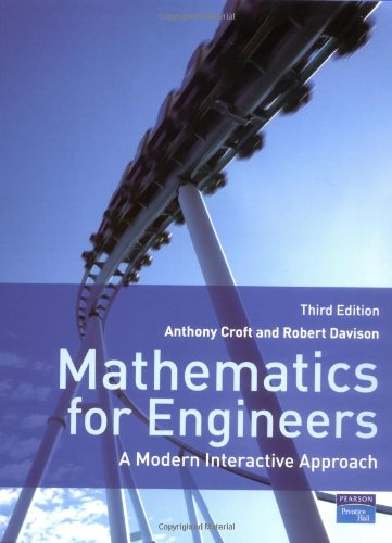 9780273725497: Mathematics for Engineers: AND MyMathLab: A Modern Interactive Approach