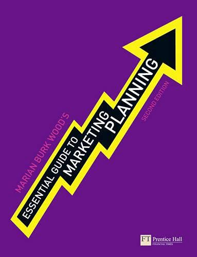 9780273725763: Essential Guide to Marketing Planning