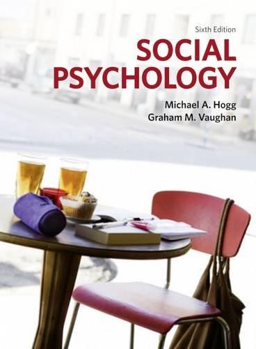 9780273725961: Social Psychology