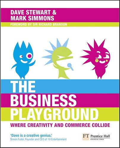 9780273726883: Business Playground: Where Creativity and Commerce Collide