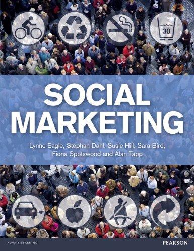 9780273727224: Social Marketing