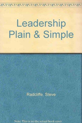 9780273727552: Leadership Plain & Simple
