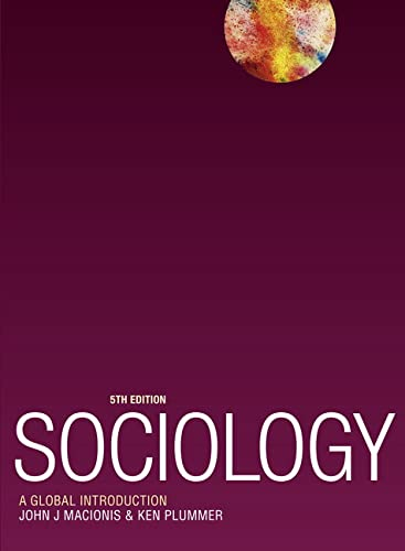 9780273727910: Sociology: A Global Introduction