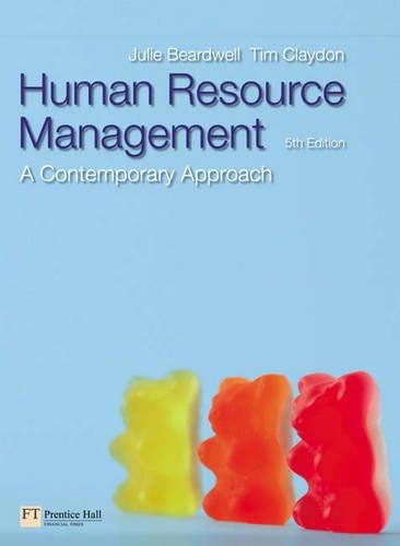Human Resource Management: AND MyLab Access Code: Claydon, Tim, Beardwell,