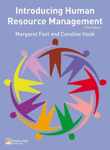 9780273728665: Introducing Human Resource Management plus MyLab access code