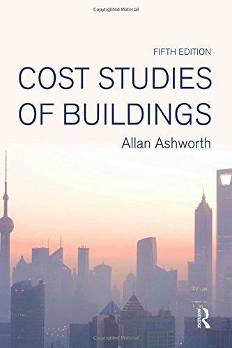 9780273728955: Cost Studies of Buildings