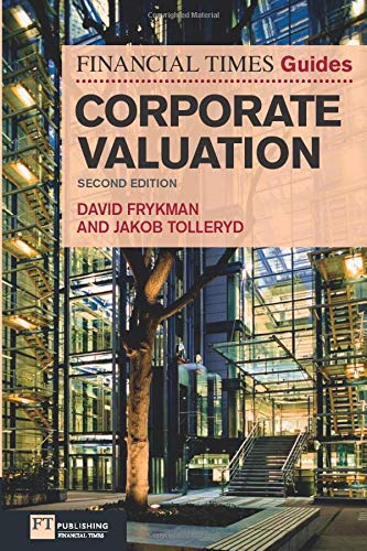 9780273729105: The Financial Times Guide to Corporate Valuation