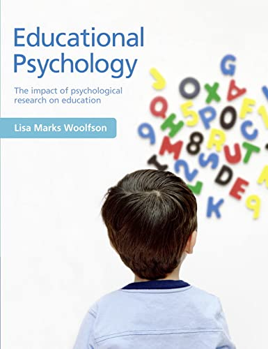 9780273729198: Educational Psychology: The Impact of Psychological Research on Education