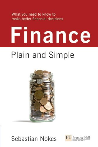 9780273731290: Finance: Plain and Simple (Financial Times Series)