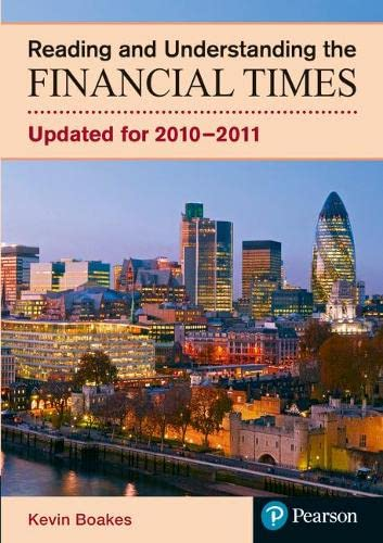 9780273731818: Reading and Understanding the Financial Times (2nd Edition)