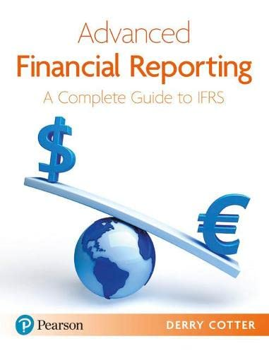 9780273732358: Advanced Financial Reporting: A Complete Guide to IFRS