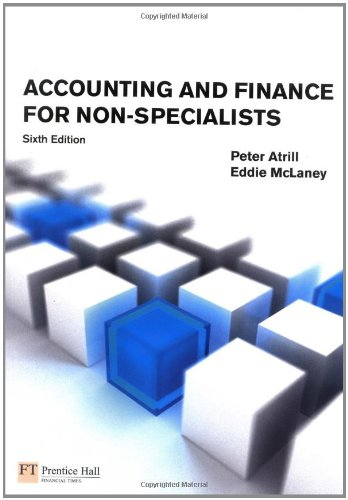 9780273732754: Accounting & Finance for Non-Specialists with MyAccountingLab