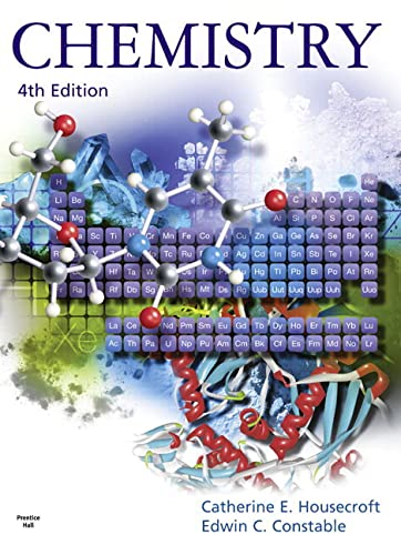 9780273733089: Chemistry: An Introduction to Organic, Inorganic and Physical Chemistry