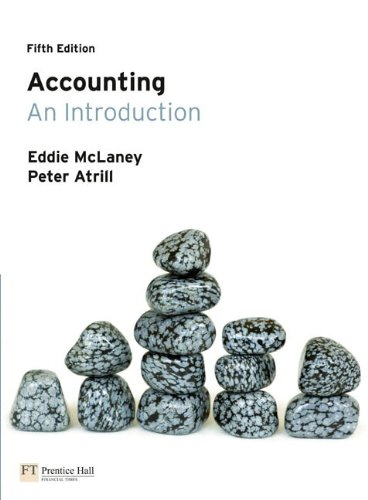 9780273733652: Accounting: An Introductiion