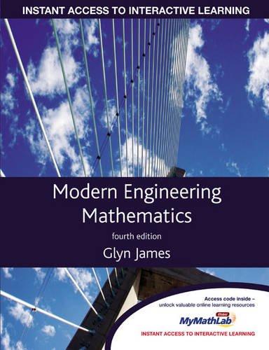9780273734093: Modern Engineering Mathematics with MyMathLab