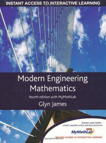 9780273734130: Modern Engineering Mathematics