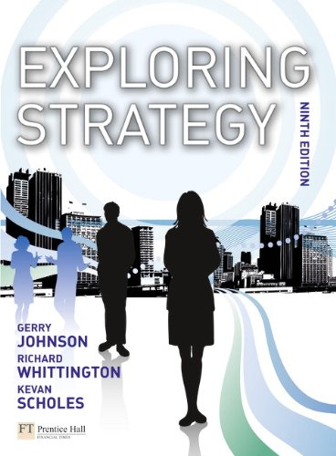9780273735496: Exploring Strategy (9th Edition)