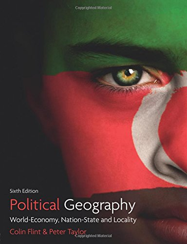 9780273735908: Political Geography: World-economy, Nation-state and Locality