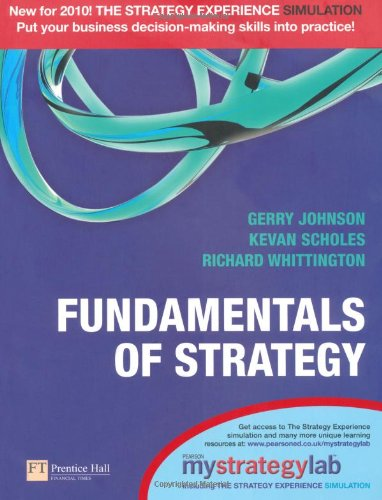 9780273736752: Fundamentals of Strategy with MyStrategyLab: AND MyStrategyLab