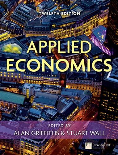 9780273736905: Applied Economics