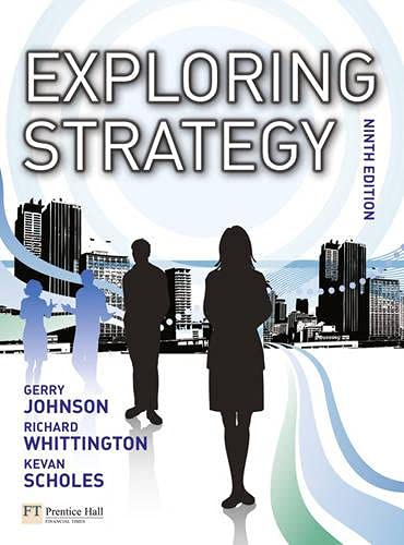 9780273737001: Exploring Strategy Text Only Plus MyStrategyLab