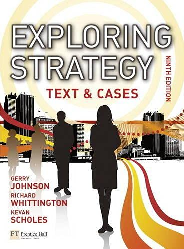 9780273737025: Exploring Strategy Text ed.9 & Cases + Mystrategylab