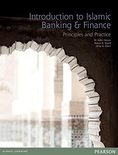 Introduction to Islamic Banking Finance: Principles and: Kabir Hassan, Rasem