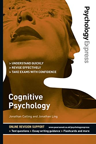 9780273737988: Psychology Express: Cognitive Psychology (Undergraduate Revision Guide)