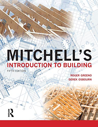 9780273738046: Mitchell's Introduction to Building (Mitchell's Building Series)