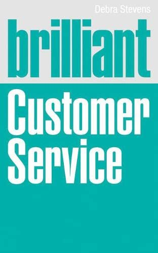 Brilliant Customer Service (9780273738077) by Stevens, Debra