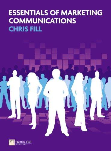 9780273738442: Essentials of Marketing Communications