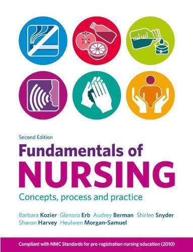 9780273739081: Fundamentals of Nursing: Concepts, Process and Practice