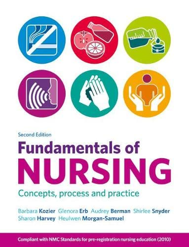9780273739210: Fundamentals of Nursing: Concepts, Process and Practice