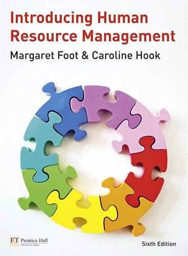 9780273740988: Introducing Human Resource Management