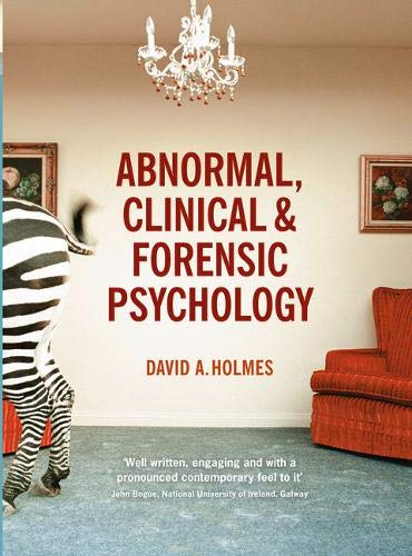 9780273742302: Abnormal, Clinical and Forensic Psychology with Student Access Card