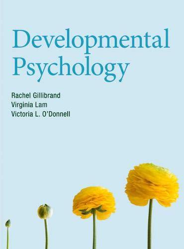 9780273742623: Developmental Psychology