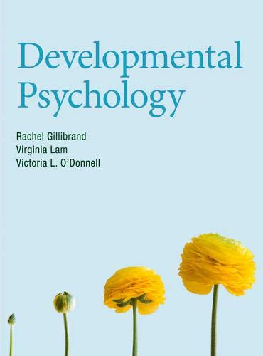 concepts of developmental psychology Developmental psychology in children and adolescents - chapter summary and learning objectives our developmental psychology lessons begin with a look at child and adolescent development let our lessons take you through the developmental milestones, development rates and the environmental effects on development study the concept.