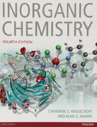 9780273742753: Inorganic Chemistry (4th Edition)