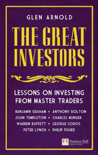 9780273743255: The Great Investors: Lessons on Investing from Master Traders