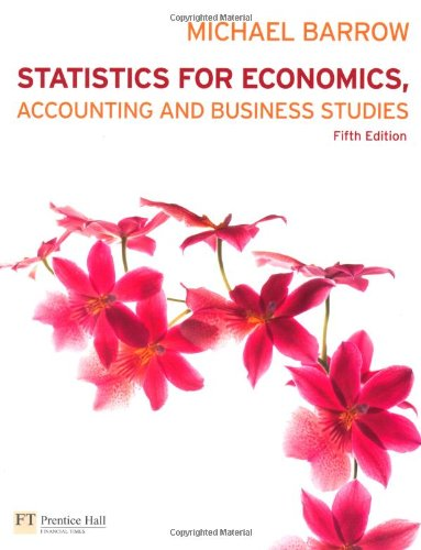 9780273743286: Statistics for Economics, Accounting and Business Studies with MyMathLab Global Student Access Card