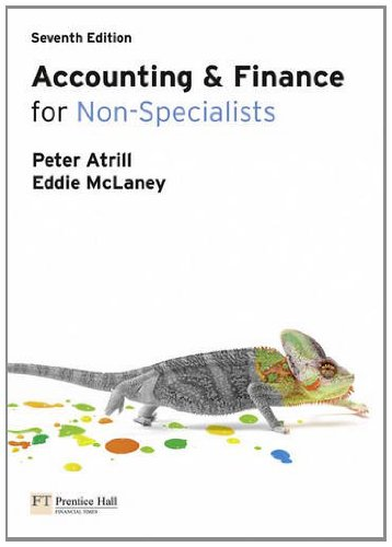 9780273745884: Accounting and Finance for Non-Specialists