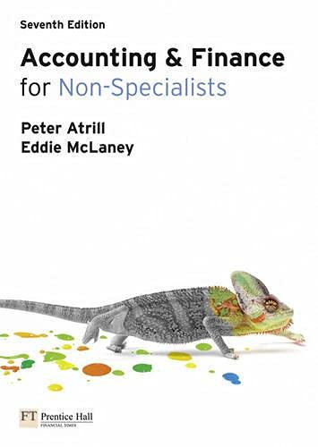 9780273745969: Accounting and Finance for Non-Specialists