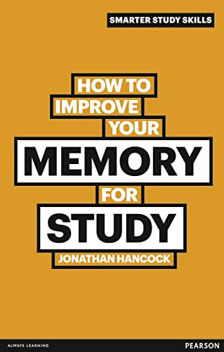 9780273750055: How to Improve your Memory for Study