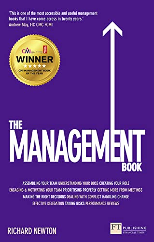 9780273750338: The Management Book (Financial Times Series)