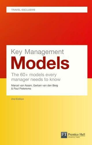 9780273751311: Key Management Models- special trade edition
