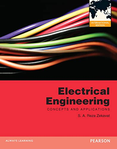 9780273752073: Electrical Engineering: Concepts & Applications