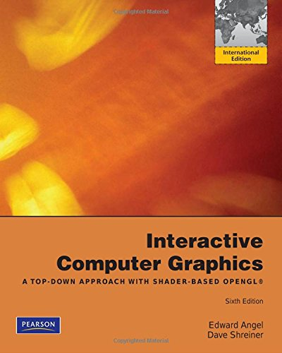 9780273752264: Interactive Computer Graphics: A Top-Down Approach with Shader-Based OpenGL