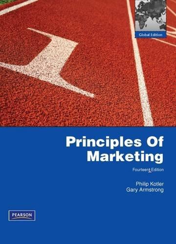9780273752431: Principles of Marketing: Global Edition